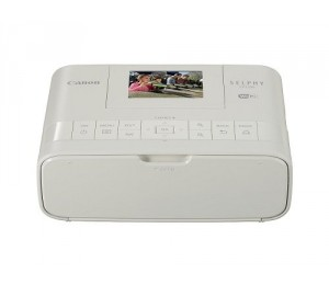 Canon Cp1200wh White Dye-sub Compact Photo Printer Wi-fi With Direct Print Cp1200wh