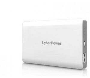 CyberPower CPCP15000PEG-WG - Classic PowerBank - 15000mAH - White CP15000PEG-WG