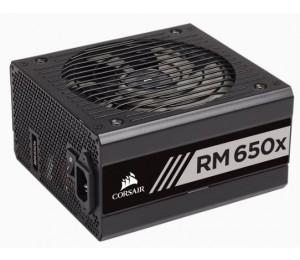 Corsair Rmx Series Rm650X 80 Plus Gold Fully Modular Atx Power Supply Cp-9020178-Au