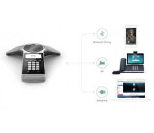 Yealink (CP920) Touch-sensitive HD IP Conference Phone CP920