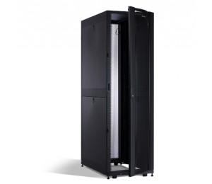 """CyberPower CR42U11001 19"""" 42U 1070mm Deep Rack Enclosure, Hex Perforated Metal Door, With"""