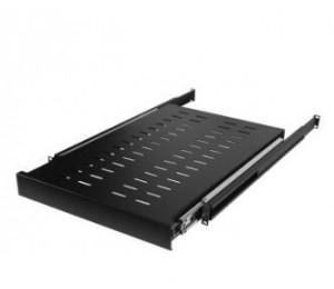 "Cyberpower Cra50003 19"" 1u Slide Shelf 100lbs (45kg) Capacity 25"" (650mm) Depth Cra50003"