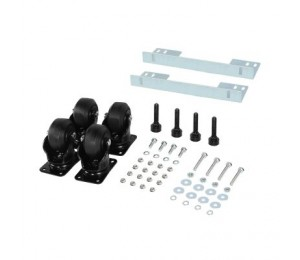 """CyberPower CRA60003 3"""" Heavy Duty Caster Kit, 4 Per Packs CRA60003"""