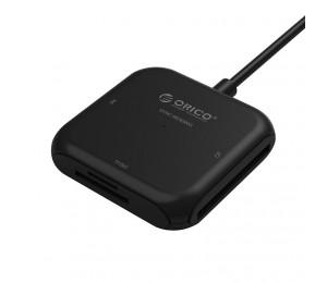 Orico Black Crs31 Usb3 Multi Card Reader Orc-crs31a-03-bk