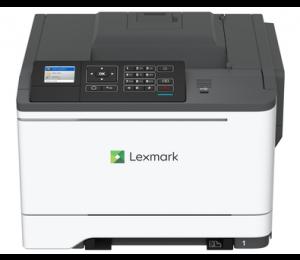 Lexmark Network Ready, 33ppm, Duplex, 1 Ghz Dual-core, 1gb Ram, 1200x1200 Dpi, 2.4-inch Colour