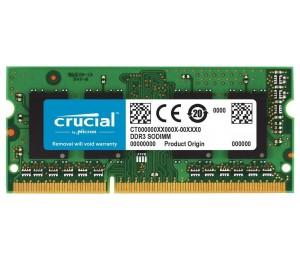 Crucial 16GB (1x16GB) DDR3L 1866 for MAC SODIMM 1.35V CT16G3S186DM