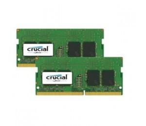 Crucial SINGLE CHANNEL SO-Dim: 16GB (1x16GB) (PC4-17000) DDR4 2133MHz SODIMM CL15 CT16G4SFD8213