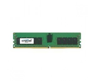 Crucial 16GB DDR4 2666MT/ s (PC4-21300) CL19 DR x8 ECC Unbuffered DIMM 288pin [CT16G4WFD824A] CT16G4WFD8266