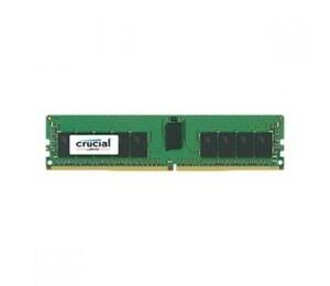 Crucial 16GB (1x16GB) DDR4 2666MHz ECC Unbuffered UDIMM CL17 CT16G4WFD8266