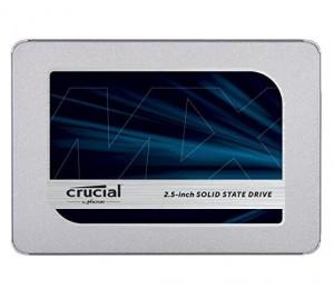 "Crucial Mx500 2tb 2.5"" 3d Nand Sata Ssd 560/ 510mb/s R/ W 5yr Wty Ct2000mx500ssd1"
