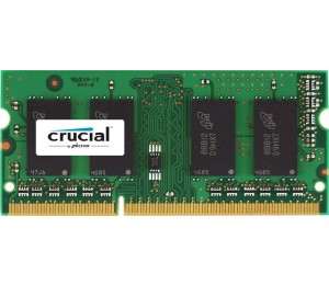 Crucial DDR3L SODIMM PC12800-16GB (1x16GB) 1600Mhz 512x8 CL11 Notebook Memory. Supports both 1.5V