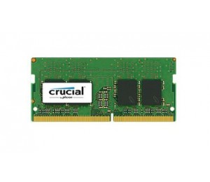 Crucial 4gb Ddr4 (sodimm) Notebook Memory Pc4-19200 2400mhz Life Wty Ct4g4sfs824a