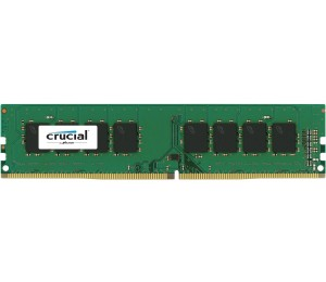 Crucial 8gb Ddr4 2666 Mt/ S (pc4-21300) Cl19 Sr X8 Unbuffered Dimm 288pin [ct8g4dfs8266] Ct8g4dfs8266