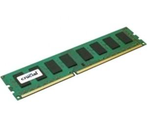 Crucial 8GB DDR4 2400 MT/ s (PC4-19200) CL15 DR x8 ECC Registered DIMM 288pin (CT8G4RFD824A) CT8G4RFD824A