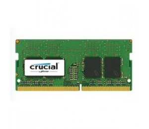 Crucial DDR4 SODIMM PC19200-8GB 2400Mhz Single Rank CL17 Notebook Memory [CT8G4SFS824A] CT8G4SFS824A