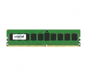 Crucial 8GB DDR4 2133 MT/ s (PC4-17000) CL15 SR x8 ECC Unbuffered DIMM 288pin [CT8G4WFD8213] CT8G4WFD8213