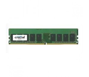 Crucial 8GB DDR4 2400 MT/ s (PC4-19200) CL17 SR x8 ECC Unbuffered DIMM 288pin [CT8G4WFS824A] CT8G4WFS824A