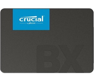 Crucial Bx500 960Gb Sata 2.5-Inch Ssd - Read Up To 540Mb/ S Write Up To 500Mb/ S (Includes Acronis
