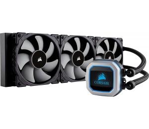 Coolermaster Liquid Cpu Cooler: Hydro Series H150i Pro Rgb 360mm Radiator 3x 120mm Fans Intel 2066/