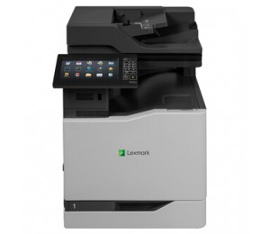 Lexmark Colour Laser Mfp, 10-inch Colour Touch Screen, 52ppm, 650 Sheets, 1.6ghz Processor