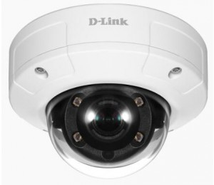 D-link Dcs-4633ev Vigilance 3mp Full Hd Day & Night Outdoor Vandal-proof Mini Dome Poe Network