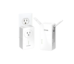 D-link Powerline Av2 Wireless Ac1200 Starter Kit Dhp-w611av