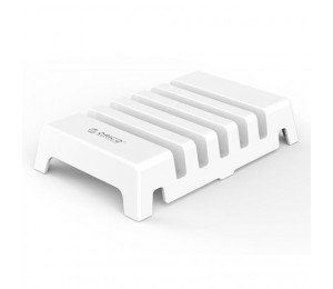 Orico White Dk305 5 Slot Stand For Phones & Tablets Orc-dk305-wh