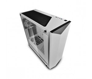 Deepcool Earlkase Rgb Wh Mid Tower Chassis Dp-atx-erlkwh-glsrgb