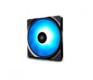 Deepcool 140mm RF140 2-In-1 RGB PWM Fan (Max 1200RPM) DP-FRGB-RF140-2C