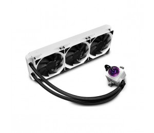 Deepcool Gamer Storm White Captain 360ex Rgb Enclosed Liquid Cooling System Dp-gs-h12l-ct360rgb-wh