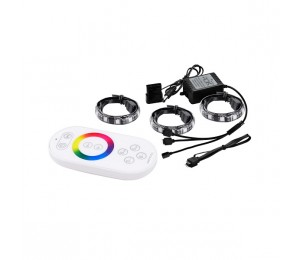 DeepCool RGB360 Magnetic 16.8M Colour LED Strip DP-LED-RGB360