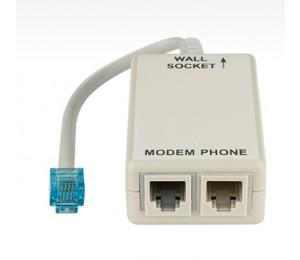 D-LINK VDSL2+/ADSL2+ Microfilter/Splitter DSL-16MF