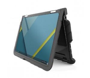 Gumdrop DropTech Lenovo Yoga 11e Chromebook Case - Designed for: Lenovo Yoga Chromebook 11e DT-L11EYC-BLK