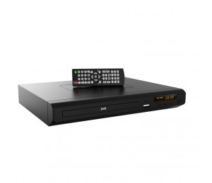 Laser Dvd Player Hdmi Composite & Usb Dvd-hd011