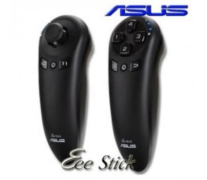 Asus E-stick Gamekey, Modeswtch, 8way3dmotions, Prgrmabl Keys, 2*aabatt White