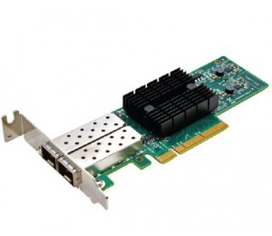 Synology E10g17-f2 Is A Dual-port 10 Gigabit Sfp+ Pcie 3.0 X8 Ethernet Adapter E10g17-f2