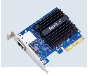 Synology E10g18-t1 10gbe Single Ethernet Adapter Card For Rs3614xs+ Rs3614 (rp) Xs Rs10613xs+ Rs3413xs+