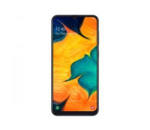 """Samsung Galaxy A30 6.4"""" Fhd 32Gb 16Mp(F) 16Mp(R) Andr-9.0 Black 2Yr Sm-A305Yzknxsa"""