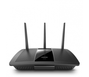 LINKSYS EA7500 WIRELESS-AC MU-MIMO ROUTER, GbE(4), USB(2), DUAL-BAND, 1900MBPS, 1YR WTY EA7500-AU