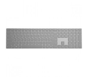 Microsoft MSFT Modern Keyboard FPR Bluetooth English APOC Hdwr GRAY EKZ-00009