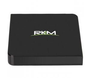 Rkm Mk68 Octa Core 4k Andriod Mini Pc With 2g/ 16g,lolipop 5.1,bt,glan,dual Band Wifi Elerkmmk68r16a