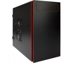 IN WIN EM058 mATX MINI TOWER 400W 80+ GOLD, USB3.0 x2, HD AUDIO, EXTRA HDD CAGE, 9CM REAR FAN x1 EM058BR40U3HD