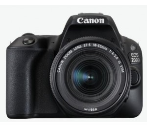 CANON EOS 200D DSLR Camera - With 18-55mm LENS EOS200DKIS
