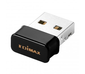 Edimax 2-in-1 N150 Wi-Fi & Bluetooth 4.0 Nano USB Adapter EW-7611ULB