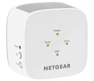 Netgear Ac750 Wifi Range Extender With Dual Band Boosts Your Existing Network Range And Speed Wifi