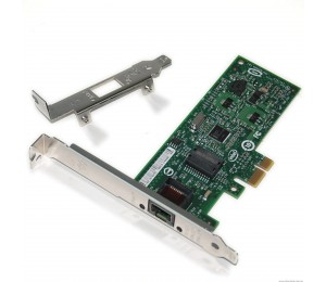 Intel PCI-E network card with LP bracket EXPI9301CTBLK
