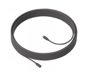 Logitech Meetup 10M Extended Cable For Expansion Microphone - 2Yr Wty 950-000005