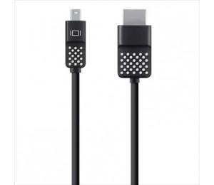 Belkin MINI DISPLAYPORT TO HDMI CABLE 3.6M 4K F2CD080BT12
