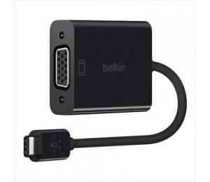 Belkin USB-C TO VGA ADAPTER F2CU037BTBLK 216875