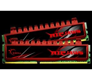 G.skill Ripjaws 4g Kit (2x 2g) Pc3-10666 Ddr3 1333mhz 9-9-9-24 1.5v Dimm F3-10666cl9d-4gbrl